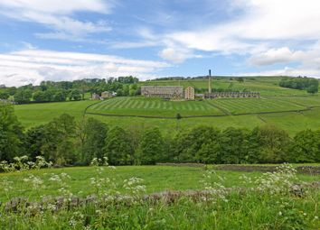 Thumbnail 1 bed flat for sale in Dean House Lane, Luddenden, Halifax