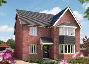 "Thumbnail 5 bed detached house for sale in ""The Oxford"" at Farrier Gardens, Eccleshall, Stafford"
