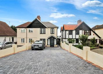 Thumbnail 3 bed semi-detached house to rent in Maidstone Road, Sidcup, Kent