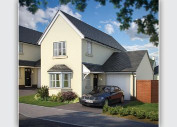 "Thumbnail 4 bedroom detached house for sale in ""The Cofton"" at Roscoff Road, Dawlish"