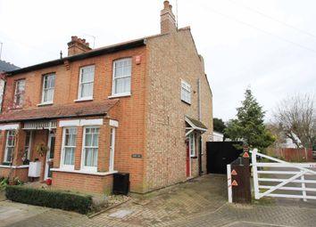 Thumbnail 2 bed end terrace house for sale in Robin Hill, The Chase, Pinner Village
