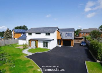 Thumbnail 4 bed detached house for sale in Mount Road, St. Asaph