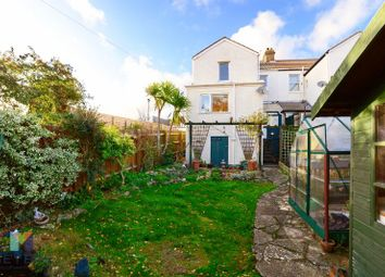 Thumbnail 3 bed semi-detached house for sale in Bournemouth Road, Lower Parkstone, Poole