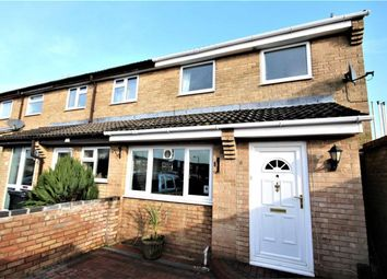 Thumbnail 3 bedroom property for sale in Meadow Close, Royal Wootton Bassett, Wiltshire