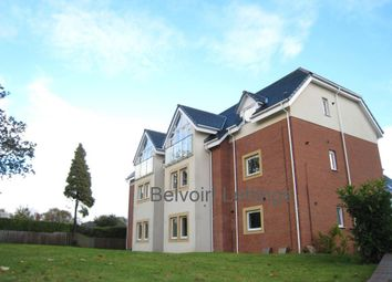 Thumbnail 2 bed flat to rent in Yr Arglawdd, Heathwood Road