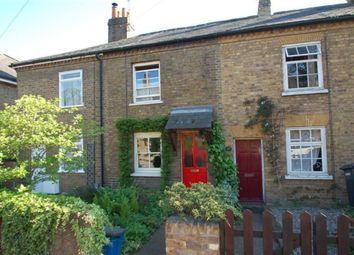 Thumbnail 2 bed terraced house for sale in Port Vale, Hertford