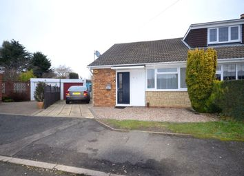 Thumbnail 3 bed semi-detached house for sale in Bladon Close, Boothville, Northampton
