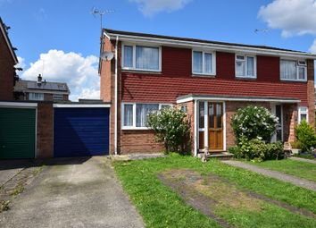 Thumbnail 3 bed semi-detached house for sale in Clandon Court, Farnborough