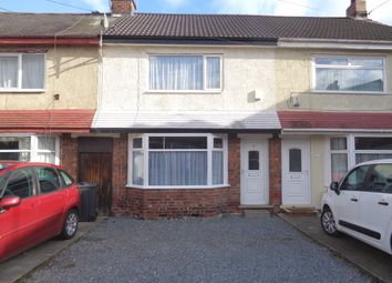 3 bed terraced house for sale in The Woodlands, Goddard Avenue, Hull HU5