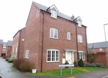 Thumbnail 4 bed detached house to rent in Horseshoe Close, Market Bosworth, Nuneaton
