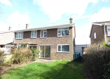 Thumbnail 4 bed semi-detached house to rent in Keelers Way, Great Horkesley, Colchester