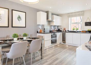 "Thumbnail 3 bed detached house for sale in ""Hadley"" at Flux Drive, Deddington, Banbury"
