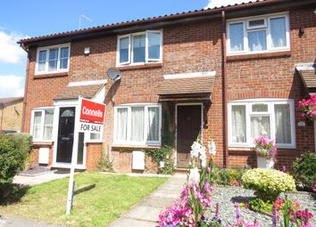 Thumbnail 2 bedroom terraced house for sale in Pytchley Close, Luton
