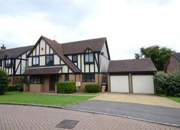 Thumbnail 5 bed detached house for sale in Tithe Barn Drive, Maidenhead, Berkshire