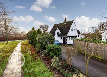 3 bed detached house for sale in Croft Lane, Letchworth Garden City SG6