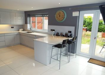 Thumbnail 3 bedroom detached house to rent in Rise Park Road, Nottingham