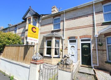 Thumbnail 3 bed terraced house for sale in Deer Park Road, Newton Abbot