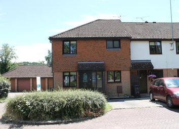 Thumbnail 1 bed end terrace house for sale in Frimley, Camberley, Surrey