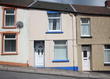 Thumbnail 2 bedroom terraced house for sale in Bailey Street, Mountain Ash