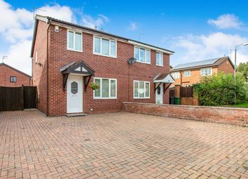 Thumbnail 3 bed semi-detached house for sale in Willow Close, Winsford