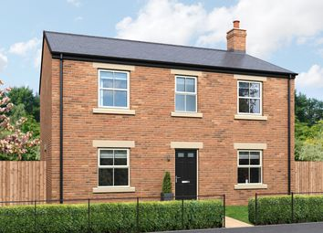 Thumbnail 4 bedroom detached house for sale in Greystoke, Twizell