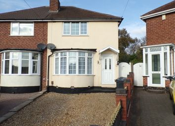Thumbnail 3 bed semi-detached house to rent in Clarendon Road, Four Oaks, Sutton Coldfield