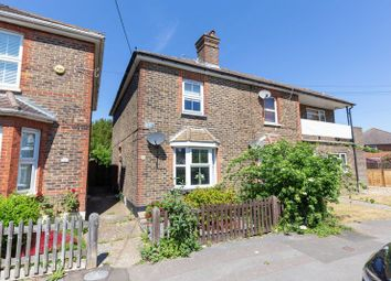 3 bed semi-detached house for sale in Mill Road, Three Bridges, Crawley, West Sussex RH10