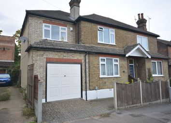 Thumbnail 5 bed semi-detached house for sale in Fitzilian Avenue, Harold Wood