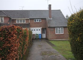 Thumbnail 3 bed semi-detached house for sale in Moffats Close, Sandhurst