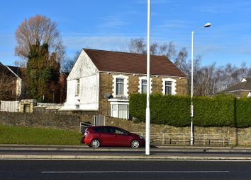 Thumbnail 4 bed detached house for sale in Neath Road, Morriston, Swansea