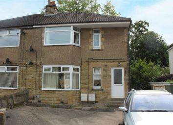 Thumbnail 2 bed flat for sale in Leafield Grove, Bradford, West Yorkshire
