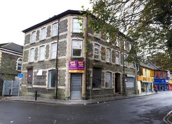 Thumbnail Retail premises for sale in Station Street, Cardiff