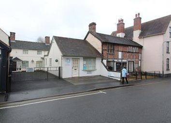 Thumbnail Commercial property for sale in 47A, High Street, Church Stretton, Shropshire