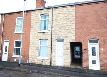 Thumbnail 2 bed terraced house for sale in Duke Place, Worksop