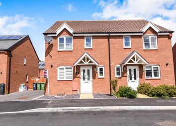Thumbnail 3 bedroom semi-detached house for sale in Crump Way, Evesham, Worcestershire