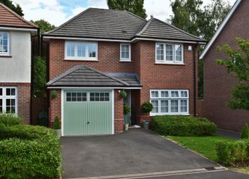 Thumbnail 4 bed detached house for sale in Sidings Close, Aston Fields, Bromsgrove