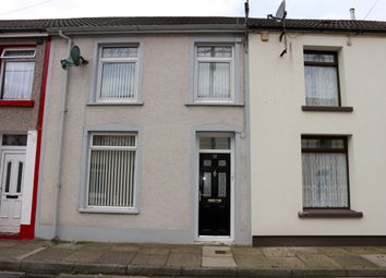 Thumbnail 2 bed terraced house for sale in Hamilton Street, Pentrebach, Merthyr Tydfil