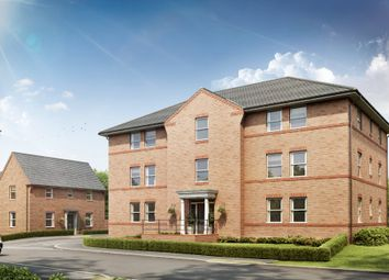 "Thumbnail 2 bed flat for sale in ""Rosemoor"" at St. Georges Way, Newport"