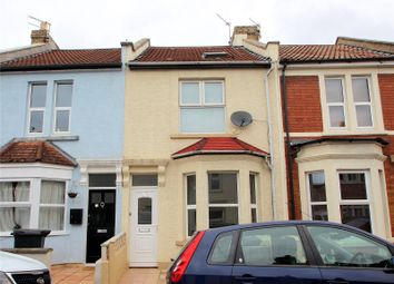 Thumbnail 4 bed terraced house for sale in Jasper Street, Bedminster, Bristol