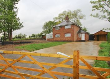 Thumbnail 3 bed detached house to rent in Weaverthorpe, Malton