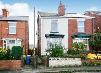 Thumbnail 3 bed semi-detached house to rent in Tapton View Road, Chesterfield