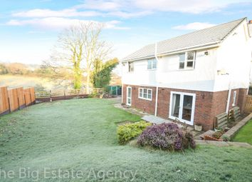 Thumbnail 4 bed detached house for sale in Rhewl-Mostyn, Holywell