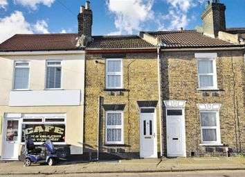Thumbnail 2 bed terraced house for sale in Charles Street, Strood, Rochester, Kent