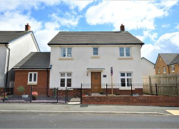 Thumbnail 4 bed detached house for sale in Mount Pleasant, Carmarthen