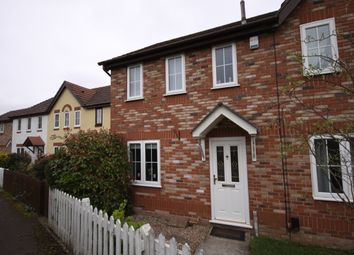 Thumbnail 2 bed terraced house to rent in Clydesdale Road, Whiteley, Fareham