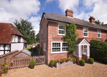 Thumbnail 3 bed semi-detached house for sale in Emery Down, Lyndhurst, Hampshire