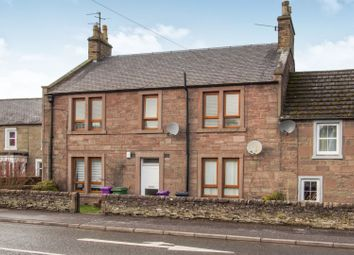 Thumbnail 3 bedroom flat for sale in 12 St. James Road, Forfar