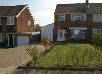 Thumbnail 3 bed semi-detached house for sale in 5 Poplar Close, Hitchin, Hertfordshire