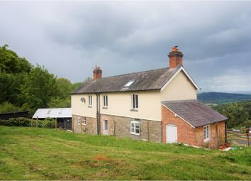 Thumbnail 4 bed detached house for sale in Leighton, Welshpool