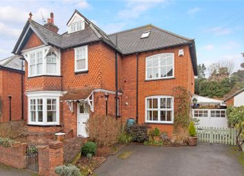 Thumbnail 5 bedroom detached house for sale in Laburnham Road, Maidenhead, Berkshire